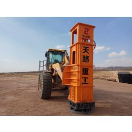 黄骅高速液压夯实机TRA50强夯机的用途及其使用