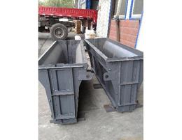 供应泰鼎标准型批发降价直销隔离墩钢模具