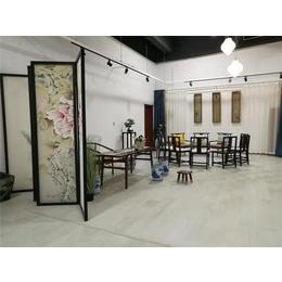 新中式客厅家具-新中式客厅-永辉家具 实木