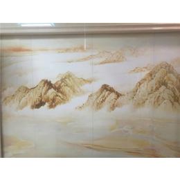 砂岩背景墙-霍山背景墙-六安尚睿背景墙(查看)