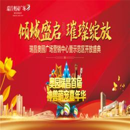 瑞昌奧園廣場開業盛典 九江大勝文化傳媒縮略圖