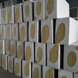 外墙阻燃岩棉保温板 规格齐全 憎水岩棉板