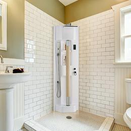 电动沐浴搓澡机搓澡按摩一体机