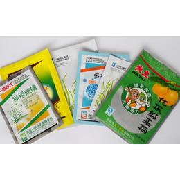 供应彩印农药包装袋-卷材-三边封包装袋-山丹县金霖包装