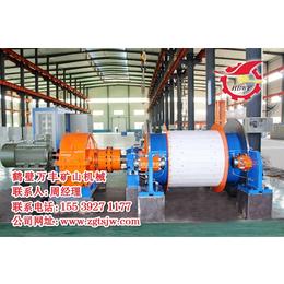 晋城2米矿井提升机厂家|鹤壁万丰(在线咨询)|2米矿井提升机