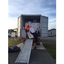 汽车配件集运澳洲布里斯班黄金海岸整柜到门报价