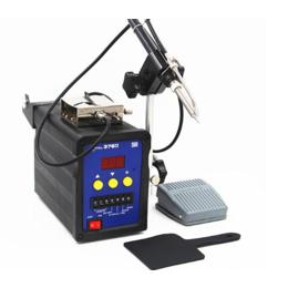 创时代376D自动送锡90w焊台 自动出锡焊锡机
