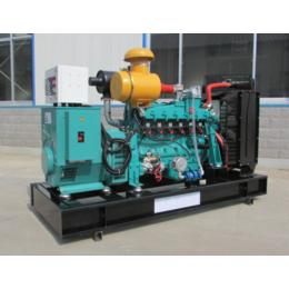 江苏150KW牛粪发酵处理燃气发电机 乳牛场气体发电工程