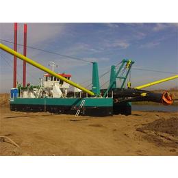 定安挖泥船-青州亚凯清淤机械公司-液压挖泥船