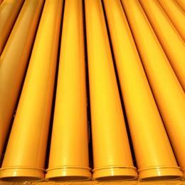3米无缝高压地泵管混凝土砼泵管125地泵管子厂家价格