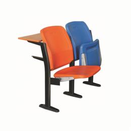 厂家供应 固定ZH-PY007中空自翻塑料板连排椅缩略图