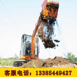 农用田园小型挖掘机 果园小型挖掘机厂家