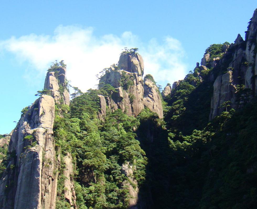 三清山景区