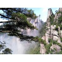 江西三清山景区迎来旅游旺季