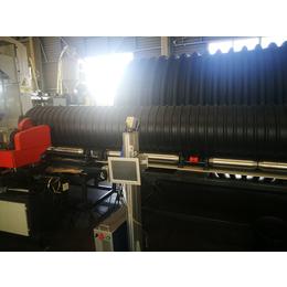 HDPE埋地排水用钢带增强螺旋波纹管