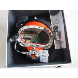 国货潜水员重潜头盔 TF12 MZ300B污水打捞潜水头盔