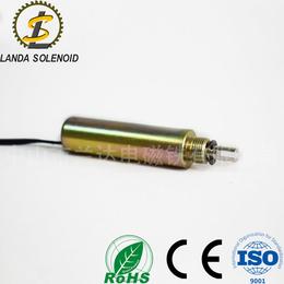 TU1451自动化设备医疗用直流圆管式电磁铁螺线管
