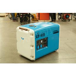 油冷7千瓦三相柴油发电机