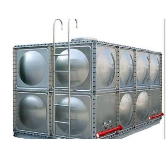 不锈钢水箱家用型装置注意点与模压板的规范
