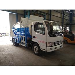 装运泔水垃圾车那里有卖-4吨5吨餐厨垃圾车厂家