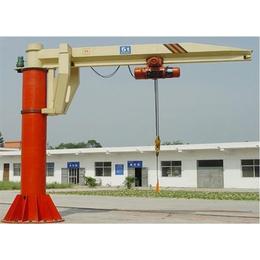 电动悬臂吊起重机_适应于仓储机械加工_电动悬臂吊起重机
