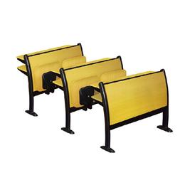 工厂直销阶梯教室联排多媒体教室课桌椅缩略图