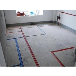 楼房水电布置图