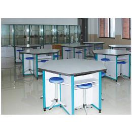 学校实木实验台批发 实验桌厂家供应 销售