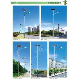 昌黎6米太阳能路灯生产厂家LED路灯安装厂家楷举制造
