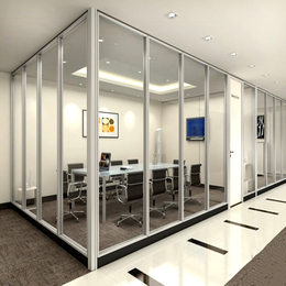 辦公室玻璃隔斷  裝修圖縮略圖