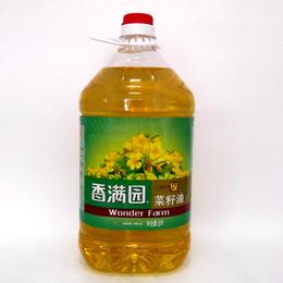 香满园一级菜籽油 5L