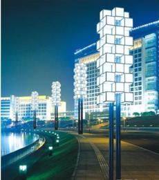 户外装饰照明景观灯 标志性景观灯 河北利祥批发定制