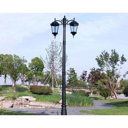 太阳能庭院灯的原理|太原宏原户外照明|忻州太阳能庭院灯