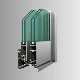 隔断玻璃幕墙铝型材缩略图