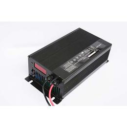 湖北充电器厂家直销24V40A铅酸电池电动叉车洗地机充电器缩略图