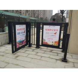 济源 小区门 广告平开门设备亚博国际版