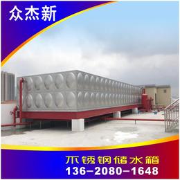 不锈钢消防水箱304厂家直销 方形保温不锈钢水箱缩略图
