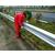 湖南道路双波波形护栏板  护栏立柱配件缩略图2