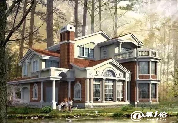 轻钢别墅多优点却还有人在搬砖建房别墅张北县楼盘的最好图片
