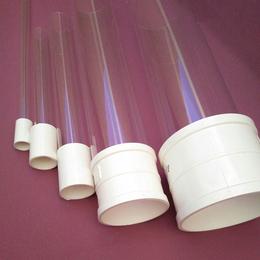 PC管廠家直銷新款工程電線護套管擠出透明PC管塑料硬管