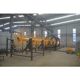 自动钢筋笼滚焊机-南京钢筋笼滚焊机-力孚重工厂家直销