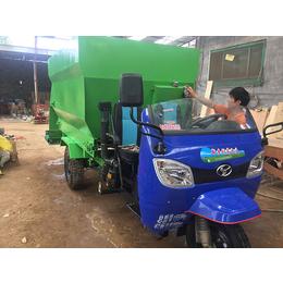 山东隆博(在线咨询)-撒料车-电动撒料车厂家