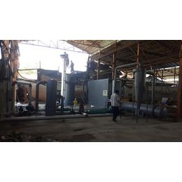 河南润华秸秆气体燃料蓝火生物秸秆设备