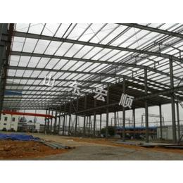 钢结构-宏顺玻璃钢品质保障-钢结构网