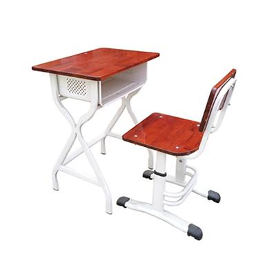 中小学X型固定课桌椅