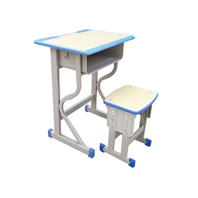 中小学K型固定课桌凳