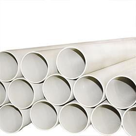 废气处理配件-pp成型风管