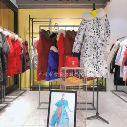 杭州品牌女装代理货源四季青女装批发折扣走份韩版女装代理