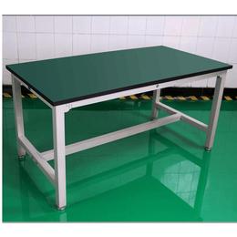洛阳乾昊热销绿色进口贴面桌面工作台 款式新颖 质量过硬
