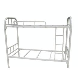 上下鋪鐵床成人雙層1.2米鐵架床上下鐵藝床高低床員工宿舍